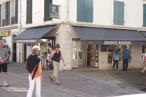 boutique St Jean de Luz