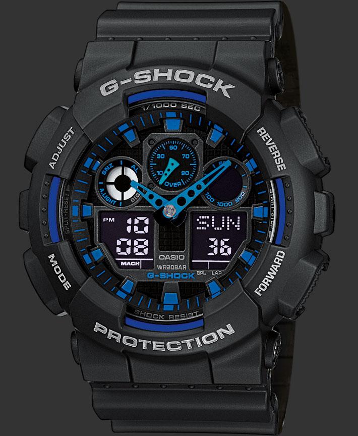 Shock 100 Ga 1a2er Casio Rodon G Basques Bijoux PiwXTOkZu
