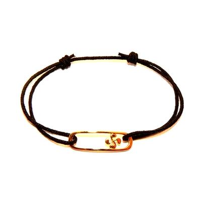 Bracelet Arantxa noir