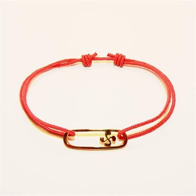 Bracelet Arantxa rose