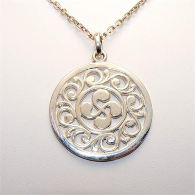 Médaille arabesque
