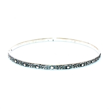 Bracelet Jonc Rigide Basque