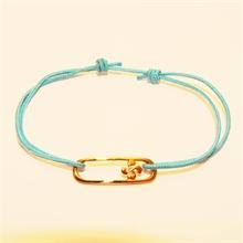 Bracelet Arantxa bleue