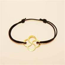 Bracelet Txala Noir