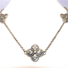 Collier Rosace