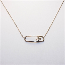 Collier Iparla rectangle