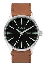 MONTRE NIXON SENTRY LEATHER 42mm A105 1037-00