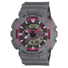 CASIO G SHOCK / GA - 110TS - 8A4ER